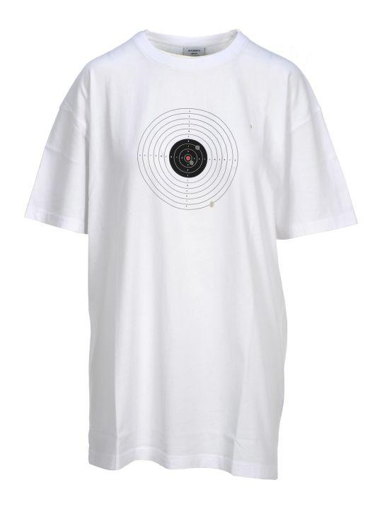 VETEMENTS Target Tshirt