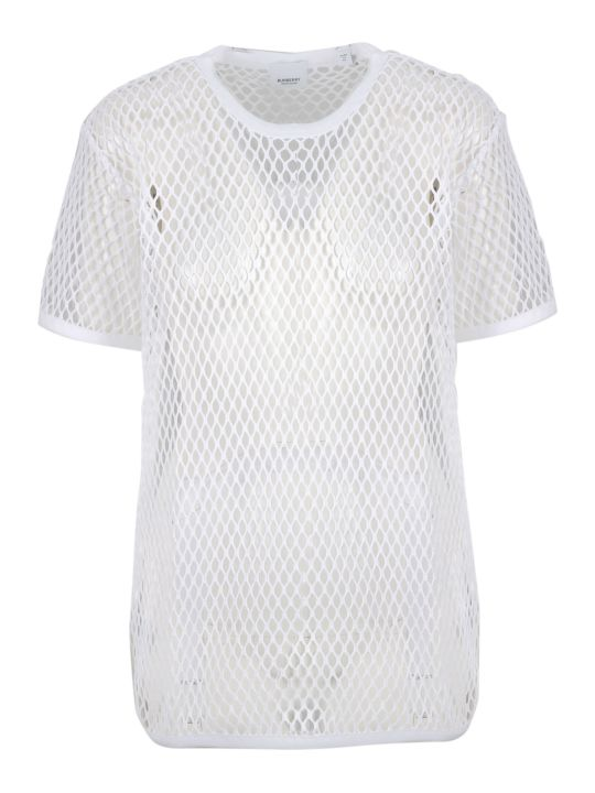 Burberry Sheer T-shirt