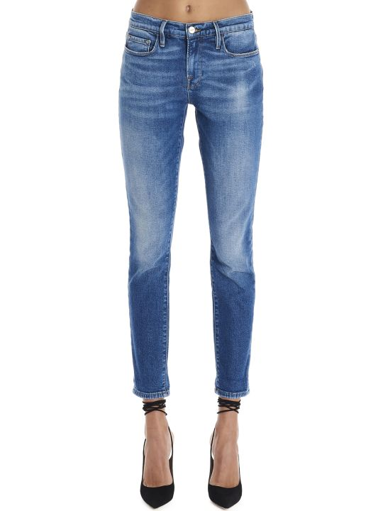 Frame 'le Garcon' Jeans