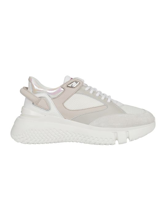 Buscemi Lace-up Platform Sneakers