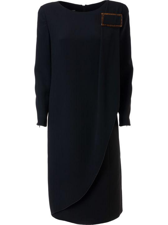 Giorgio Armani Mid-length Long-sleeve Dress
