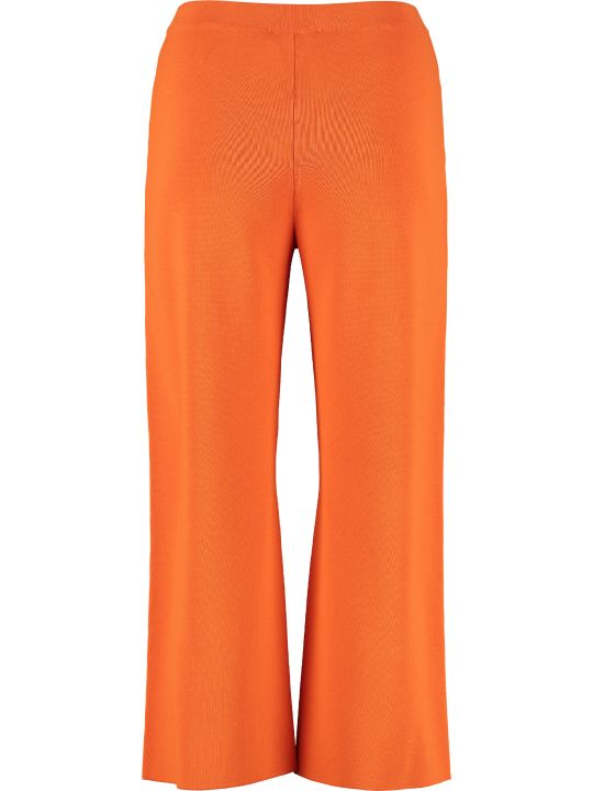 Max Mara Studio Gisella Cropped Trousers