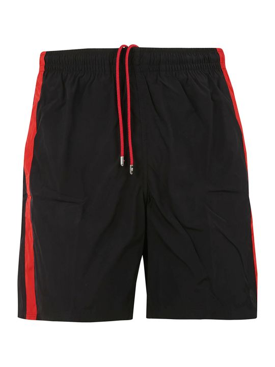 Alexander McQueen Side Stripe Shorts