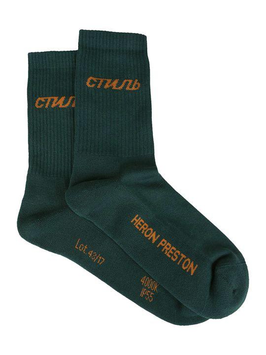 HERON PRESTON Long Sock