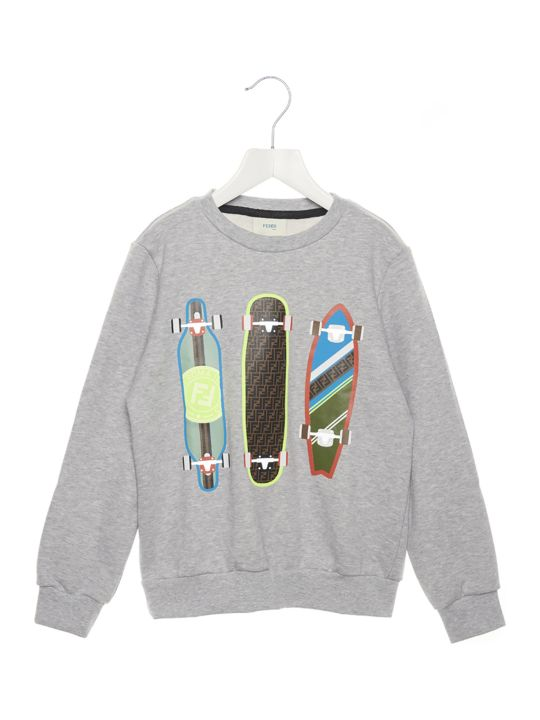 Fendi 'skate' Sweatshirt