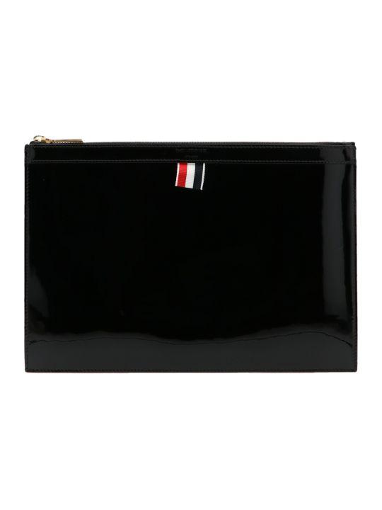 Thom Browne 'zipper' Tablet Case