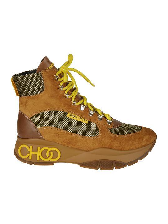 Jimmy Choo Inca Platform Sneakers