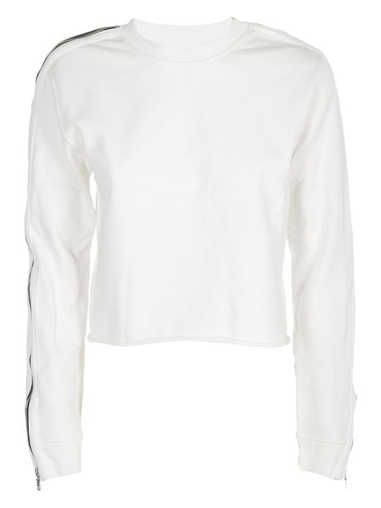 RTA Cropped Sweatshirt