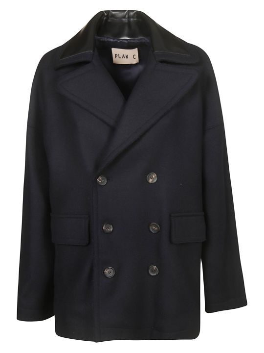 Plan C Double Breasted Coat