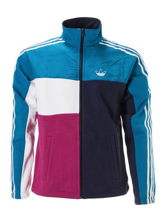 Adidas Color Block Jacket