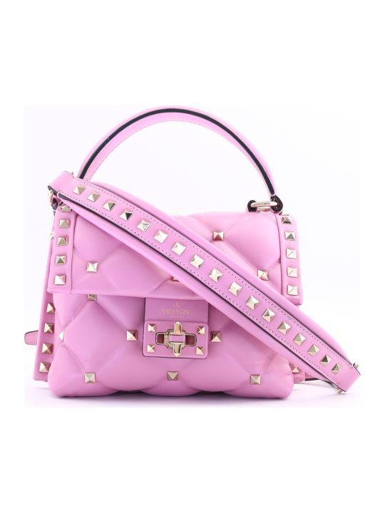 Valentino Garavani Candystud Mini Bag Pink