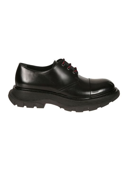 Alexander McQueen Chunky Derby Shoes