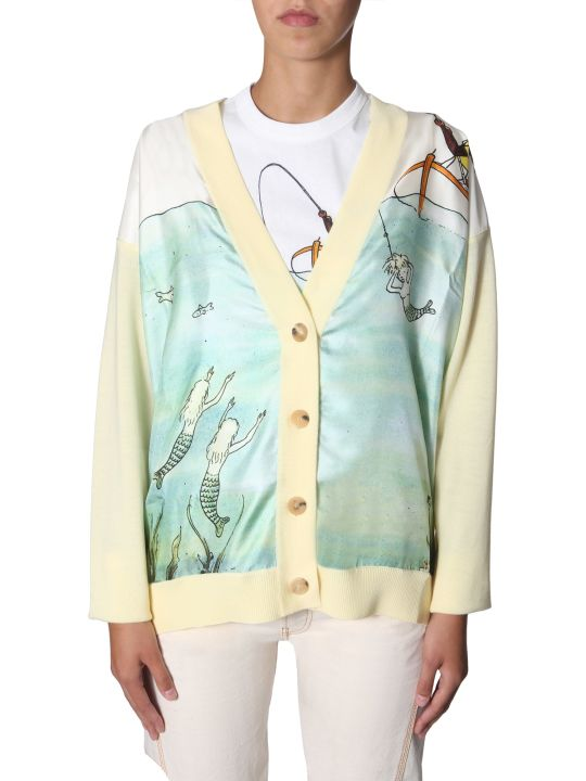 Lanvin Cardigan With Print