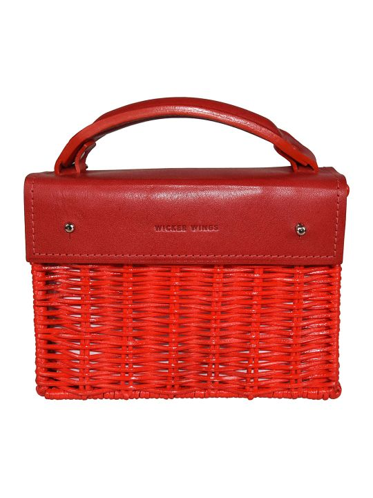 Wicker Wings Mini Kuai Tote
