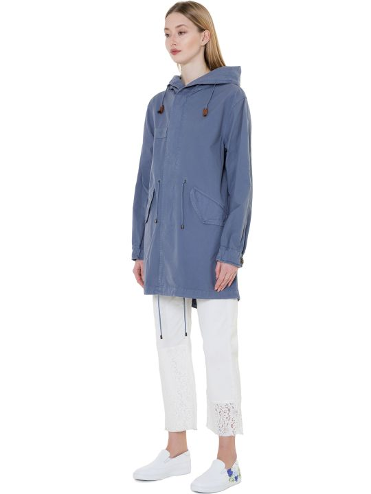 Mr & Mrs Italy Jazzy Parka Midi For Woman