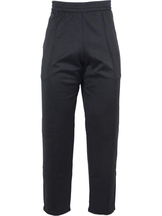 Helmut Lang Black Cotton Blend Trackpants