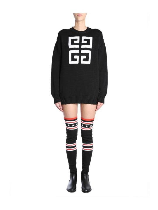 Givenchy Sweater With 4g Logo