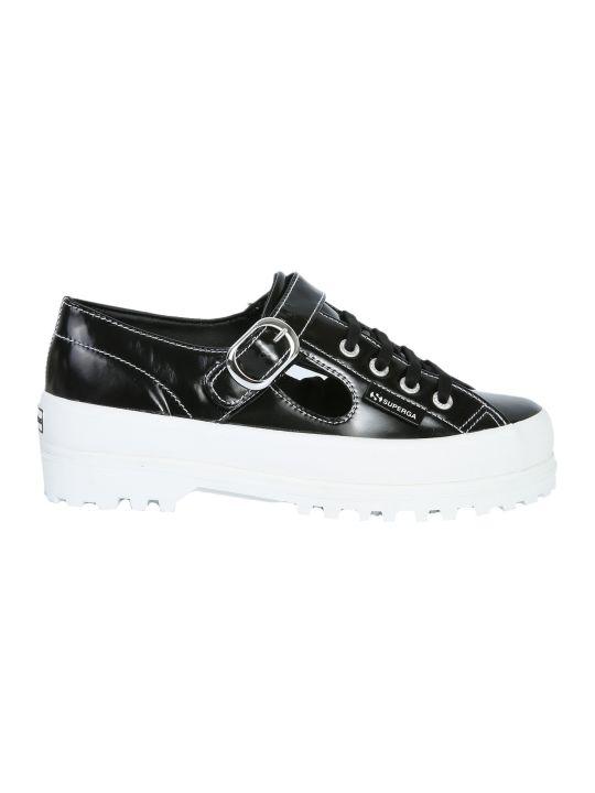 Superga Cut Out Alpina Sneakers