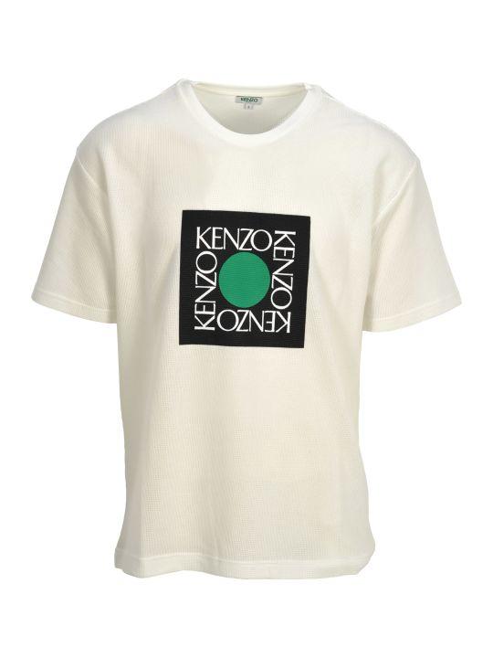 Kenzo Tshirt Square Logo