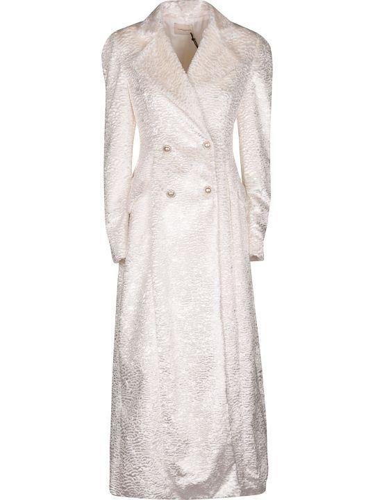 Giuseppe di Morabito Double Breasted Long Dress