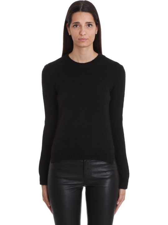 Mauro Grifoni Knitwear In Black Wool