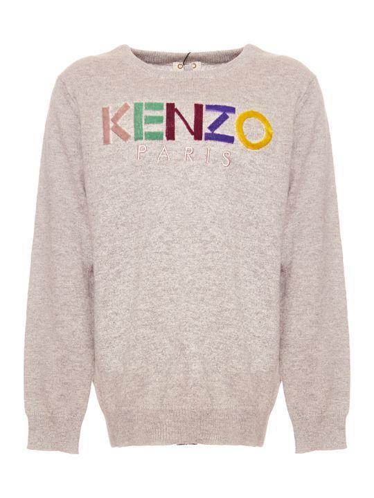 Kenzo Logo Jg Pull