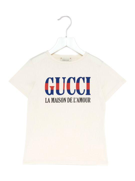 Gucci 'la Maison De L'amour' T-shirt