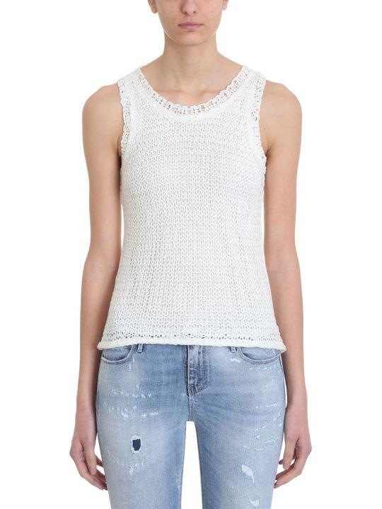 RTA Stretch Net Cotton Top