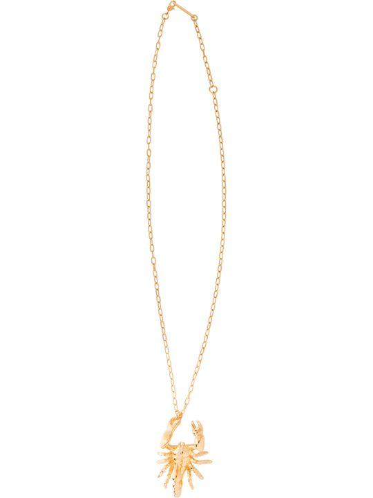 AMBUSH Scorpion Charm Necklace