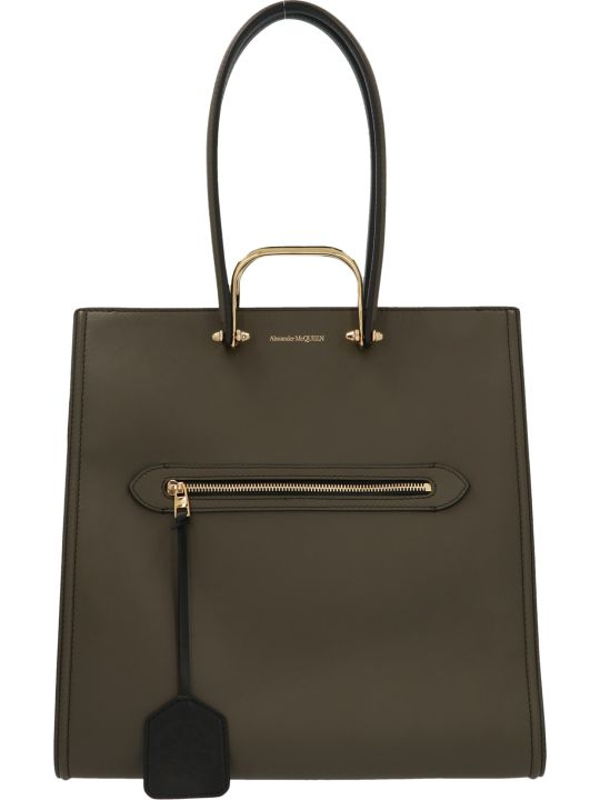 Alexander McQueen 'the Tall Story' Bag