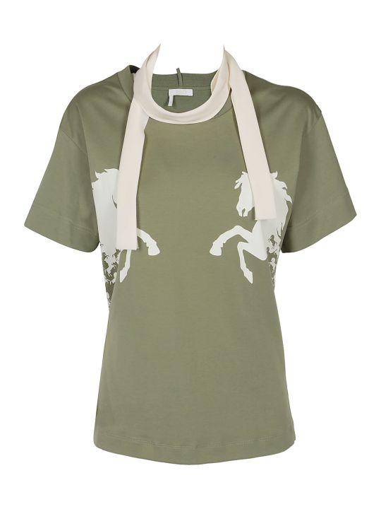 Chloé Chloè T-shirt Boyish