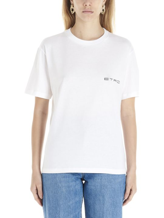 Etro 'desert Mirages' T-shirt