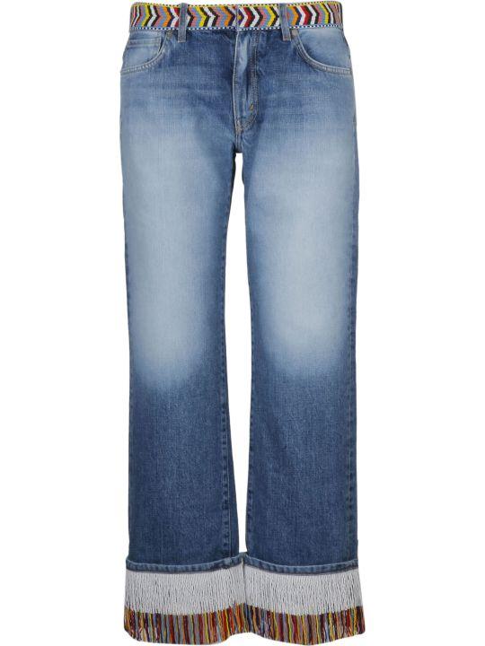 Alanui Fringed Jeans
