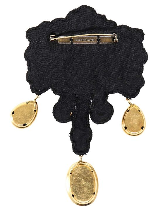 Dries Van Noten Brooch