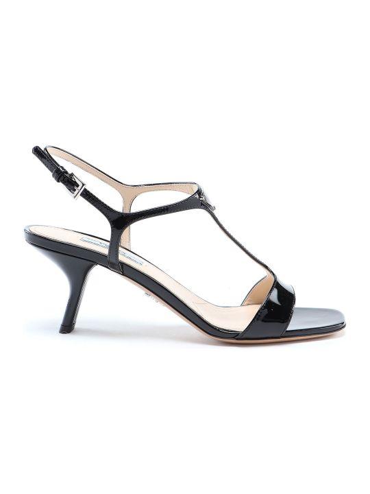 Prada Sandal Patent