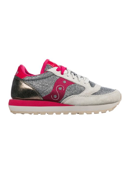 Saucony  Shoes Suede Trainers Sneakers Jazz O Sparkle