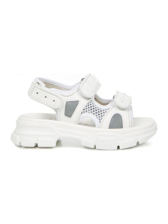 Gucci Junior Flashtrack Sandals