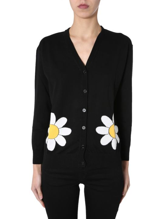 Boutique Moschino V-neck Cardigan