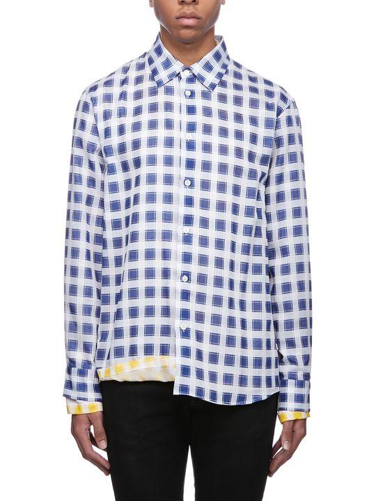 Marni Oversized Checked Shirt
