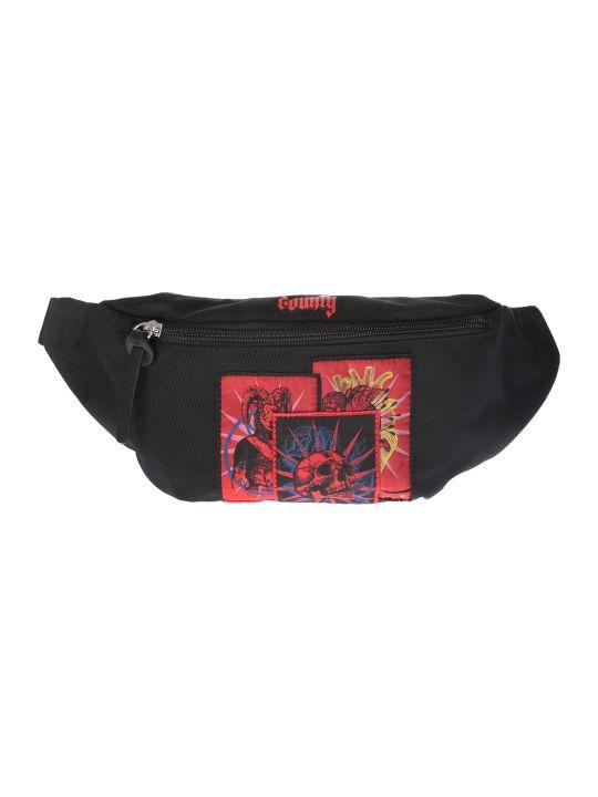 Marcelo Burlon Patchwork Belt Bag