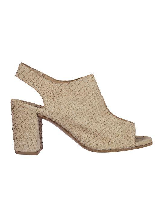 Roberto del Carlo Patterned Sandals
