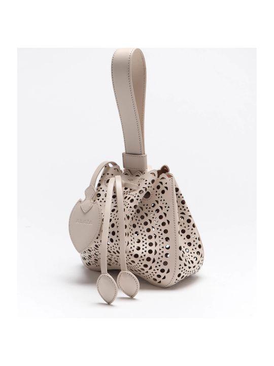 Alaia Rose Marie Mini Bag