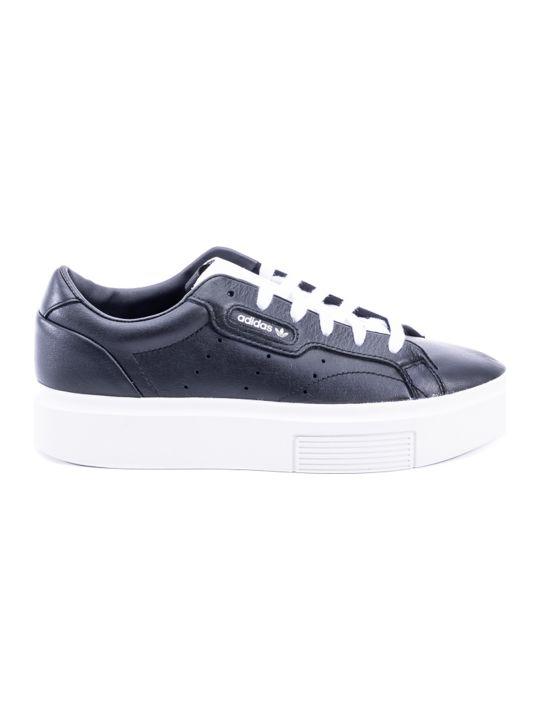 Adidas  Sleek Super Leather Sneakers