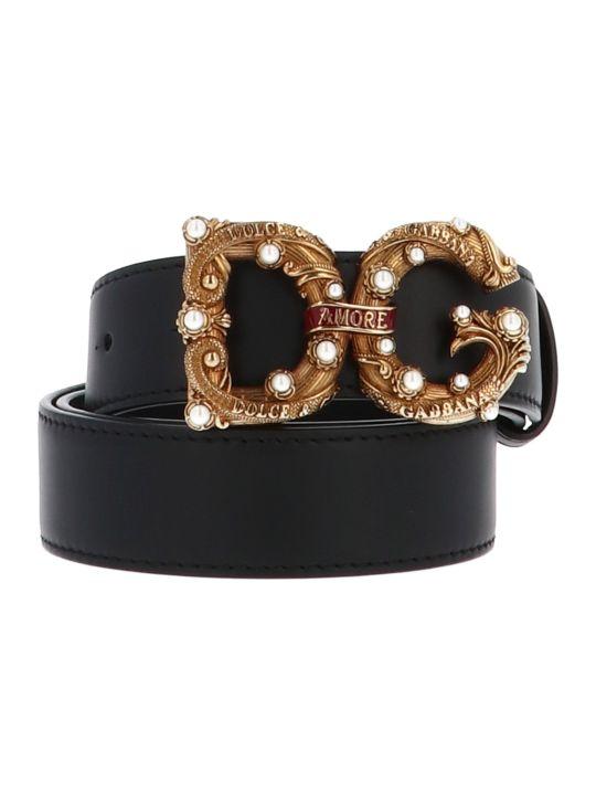 Dolce & Gabbana 'dg Amore' Belt