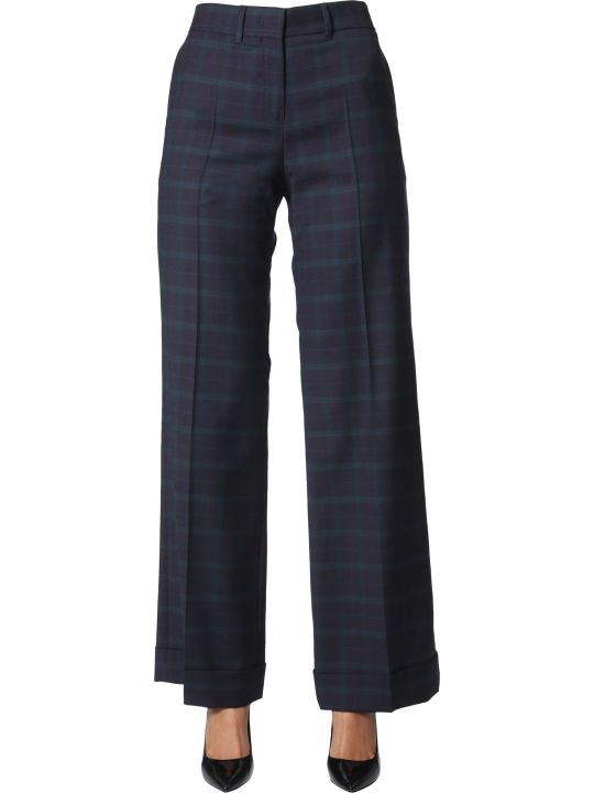 PS by Paul Smith Pants With Checks