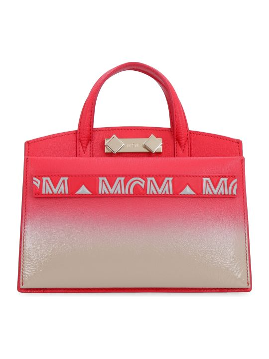 MCM Milano Leather Mini-bag
