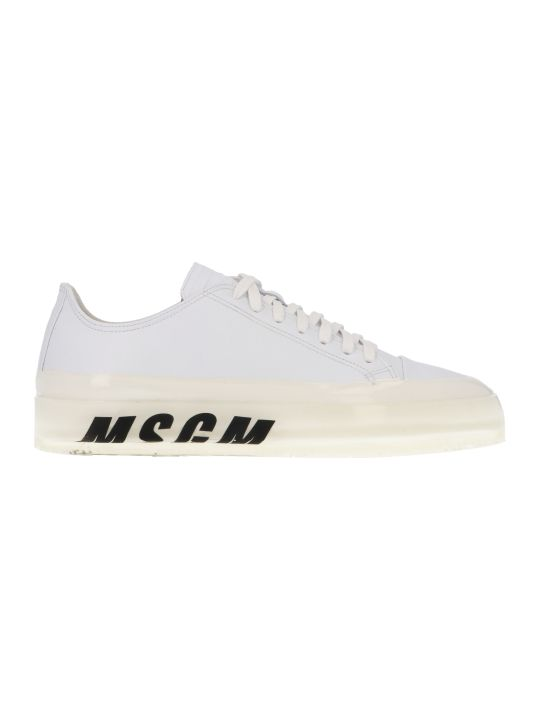 MSGM 'floating' Shoes