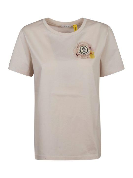 Moncler Genius Ribbon Embellished T-shirt