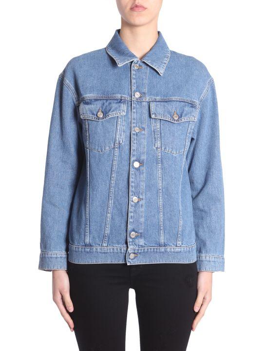 Jeremy Scott Oversize Fit Jacket