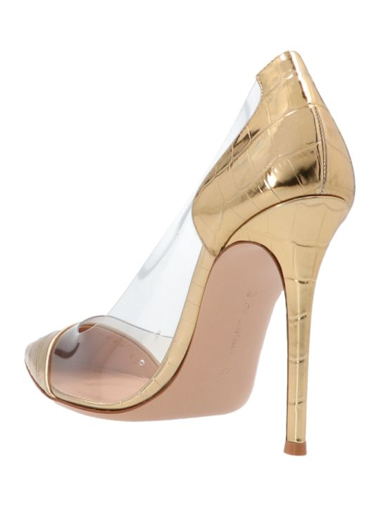 Gianvito Rossi 'plexi' Shoes